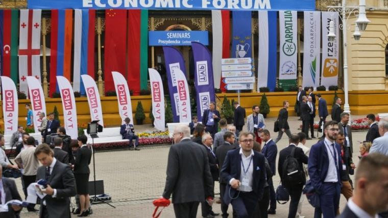 XXVII Forum Ekonomiczne w Krynicy właśnie się rozpoczęło
