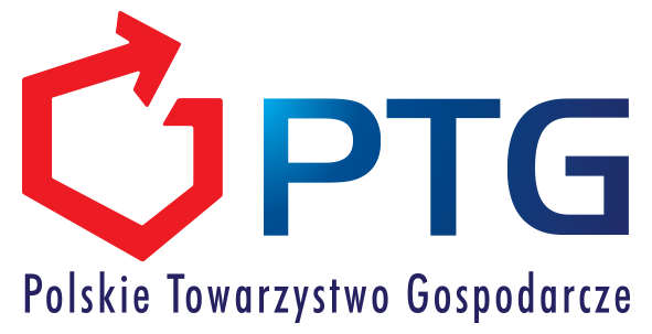 Logo Polskie Towarzystwo Gospodarcze