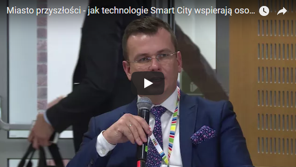 Miasto przyszłości – jak technologie Smart City wspierają osoby z niepełnosprawnościami?