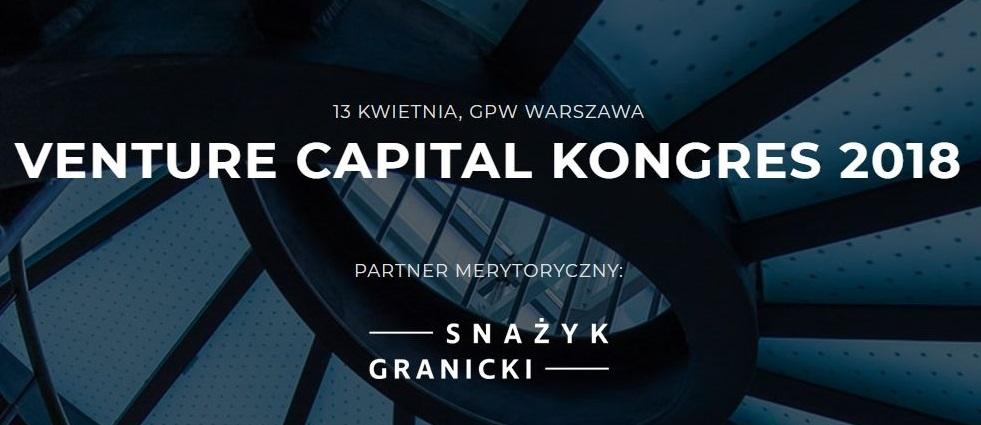 Venture Capital Kongres 2018