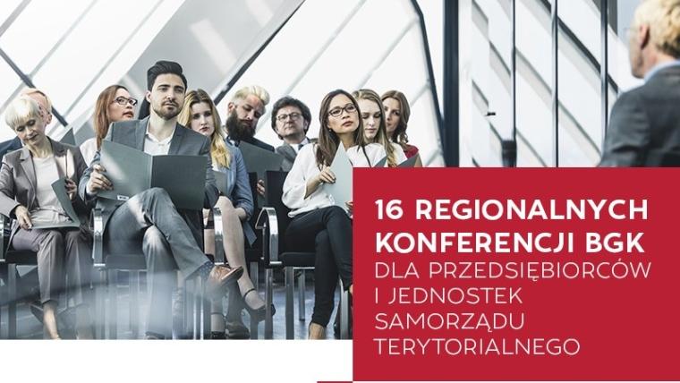 Regionalne Konferencje Banku Gospodarstwa Krajowego