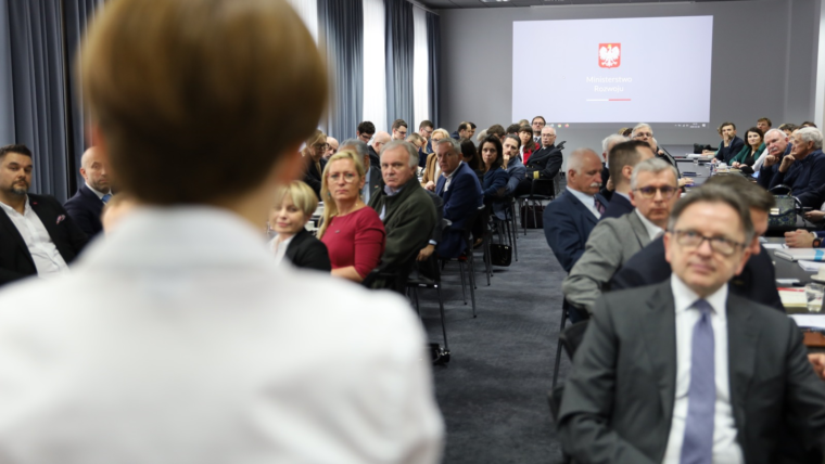 Spotkanie nt. kryzysu gospodarczego w branży turystycznej wywołanego koronawirusem