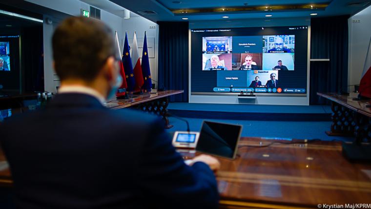 Konsultacje Premiera z PTG